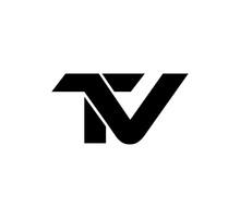 Initial 2 Letter Logo Modern S...