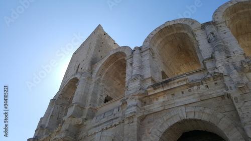 Fototapeta Kolosseum Arles