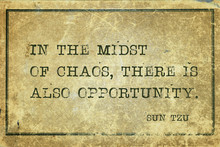 Midst Of Chaos Sun Tzu