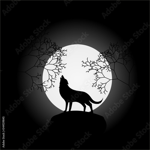 a howl at the moon