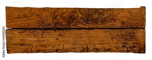 Fototapeta Naturalne stare zniszczone drewno obraz