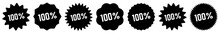 100 % Tag Black | 100 Percent ...