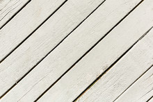 Batten Wood Pattern Textures. Abstract Background Of Grey Wooden