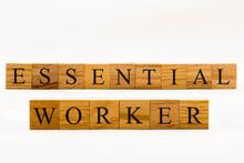 Spelling Essential Worker