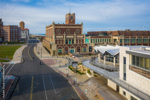 Photo Drone Aerials of Asbury Park New Jersey