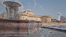 Fontana Delle Anatre