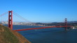 Scenic View Of Golden Gate Bridge Against Sky