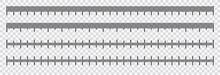 Ruler Scale Measure. Length Me...