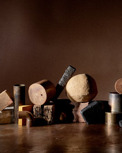 Still Life With Pieces Of Wood...