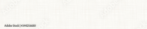 Photo Seamless beige woven linen texture border background