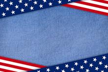 USA Patriotic Background On De...