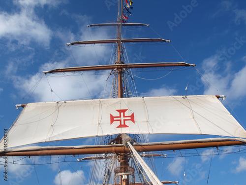 Fotografie, Obraz Velero en gran regata