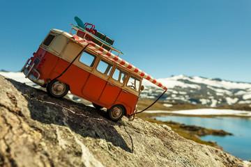 Model kombija VW 7. srpnja 2018., Norveška
