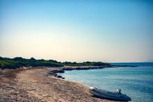 Distant Remote Island Paradise...