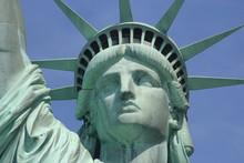 Statue Of Liberty Close Up
