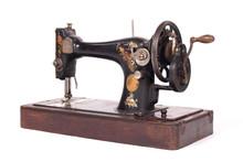 Antique, Vintage Sewing Machine
