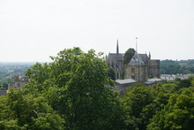 Arundel Cathedral, View From A...