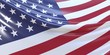 United States of America flag illustration