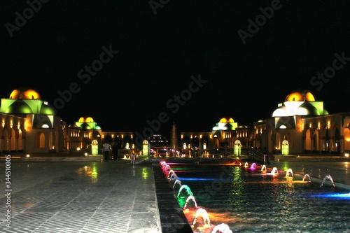 Obraz A tourist village in Hurghada 5 - fototapety do salonu