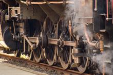 Steamtrain Wheels