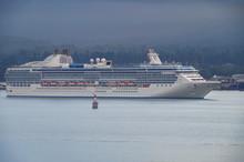Modern White Princess Cruises ...
