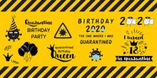 Quarantine Home Party Clipart ...