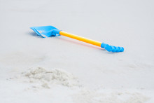 A Toy That Shoveled Sand That ...