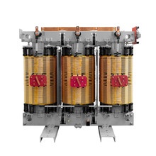 High Voltage Transformer On A ...