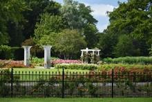 Beautiful Park With Climbing R...