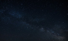 Low Angle View Of Constellation In Sky At Night