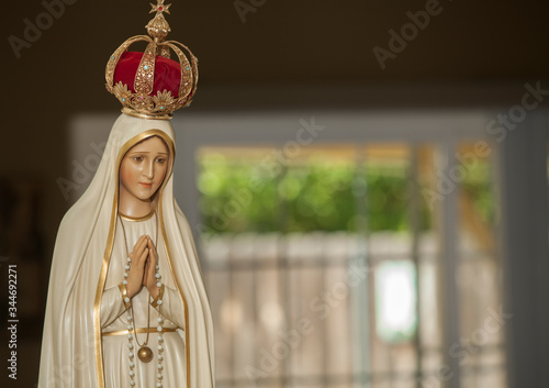 Foto Holy Mary Mother of God Virgin Mary