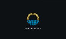 Sun Solar Energy Logo Design T...