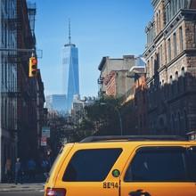 One World Trade Center Seen Fr...