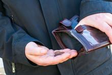 Concept Economic Crisis Povert...