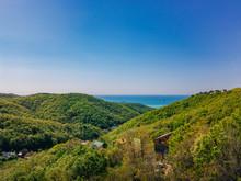 Beautiful View Of The Mountain...