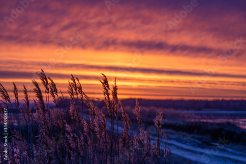 Fototapeta wschód słońca 2 obraz