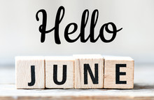 HELLO JUNE Text. Greeting The ...