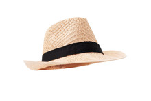 Vintage Straw Hat For Women Fa...
