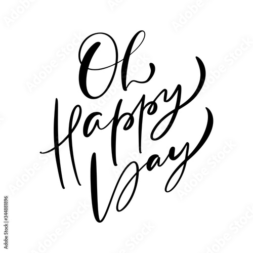 Oh happy day Canvas-taulu