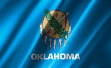 Image Of The Waving Flag Ameri...