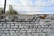 Beautiful White Painted Brick ...