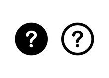 Question Mark Icon, Question M...