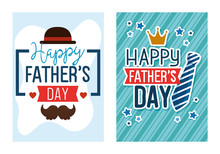 Ser Cards Of Happy Fathers Day...