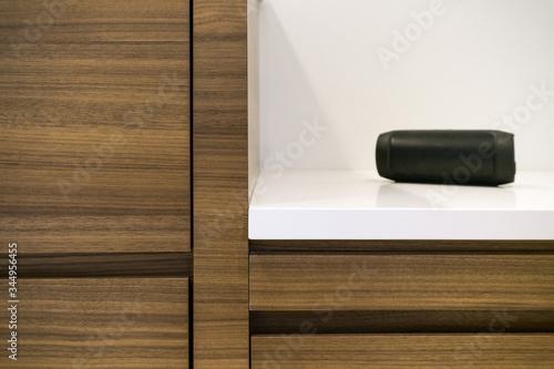 Fotografia Bathroom vanity detail