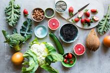 Alkaline Forming Foods. Fresh ...