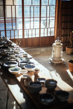Potteries And Stove