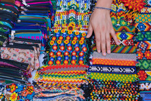Colorful Mexican Souvenirs