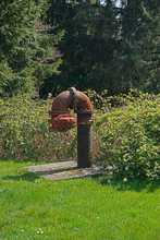 Standpipe At Astoria, Oregon's...