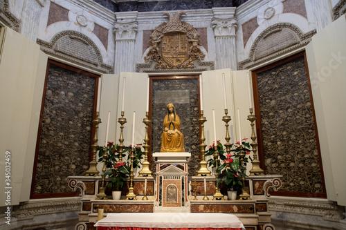 Fotografija Chapel of the martyrs in Otranto Cathedral, Salento, South Italy