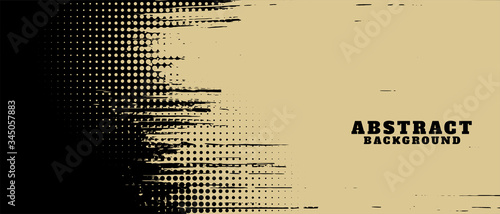 Obraz abstract grunge and halftone texture background design - fototapety do salonu